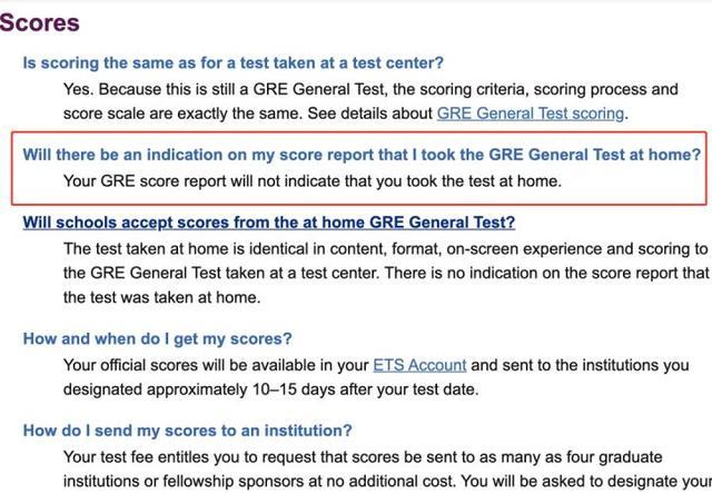 GRE在家考各种问题答疑合集!必须要了解清楚哦